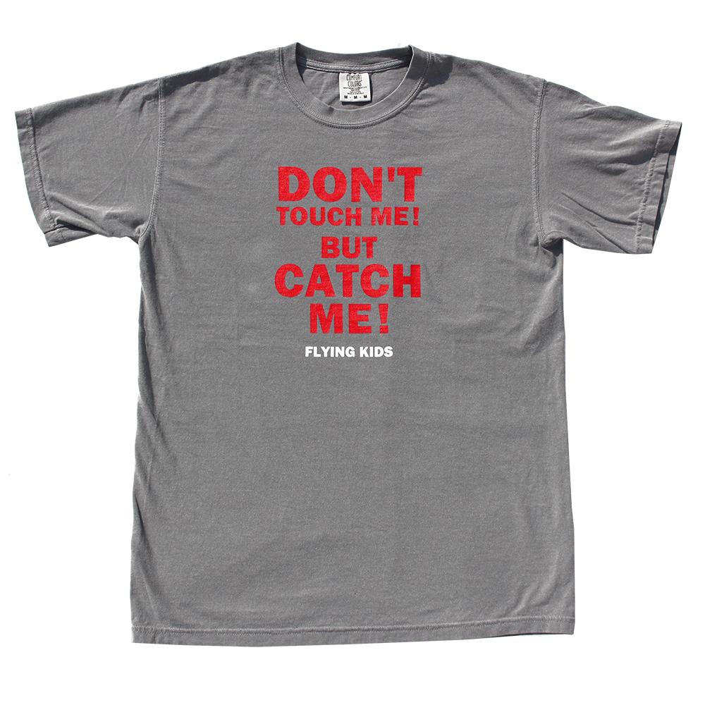 キャッチTシャツ(グレー)