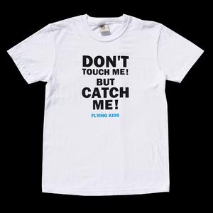 キャッチTシャツ(ホワイト)