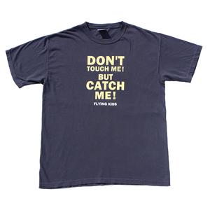 キャッチTシャツ(ネイビー)