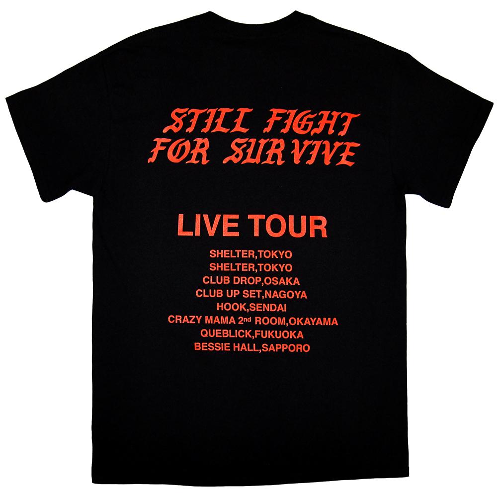 2018 TOUR T-shirt