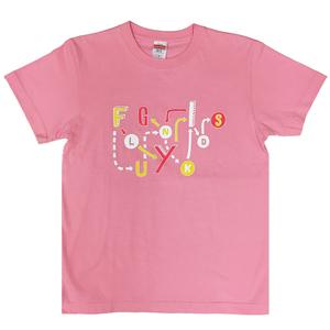 2018 Tシャツ(ピンク)