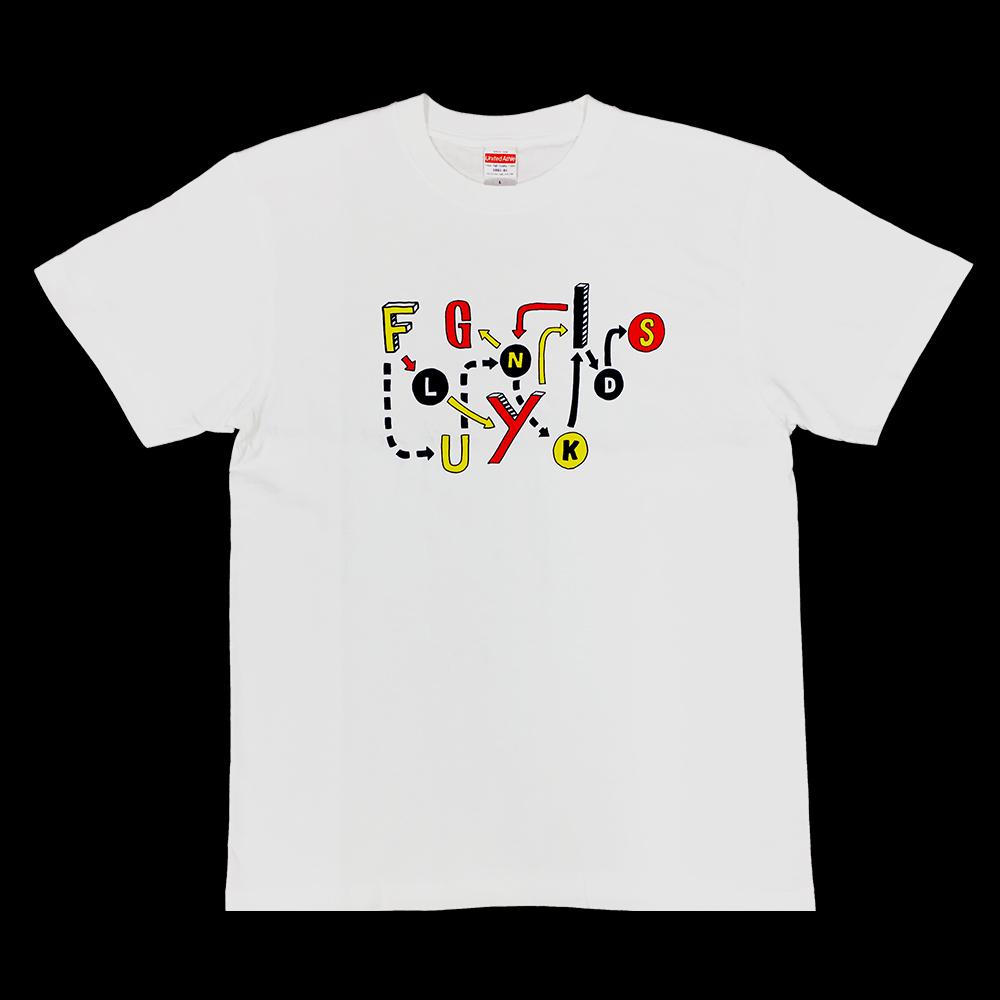 2018 Tシャツ(ホワイト)