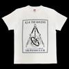 「THE PENDULUM」TOUR T-shirt(White)