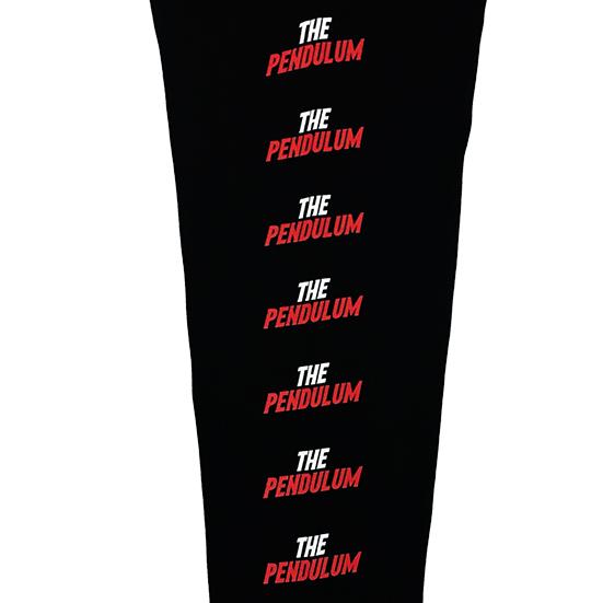 「THE PENDULUM」TOUR ロングスリーブ T-shirt(Black)