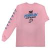 「THE PENDULUM」TOUR ロングスリーブ T-shirt(Pink)