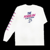 「THE PENDULUM」TOUR ロングスリーブ T-shirt(White)