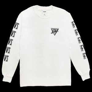 "2019 ""THE FIVES"" TOUR ロングスリーブTシャツ(ホワイト)"