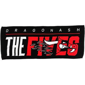 """2019 """"THE FIVES"""" TOUR タオル(ブラック)"""