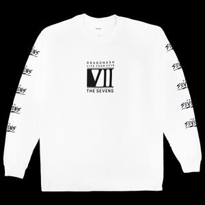 "2019 ""THE SEVENS"" TOUR ロングスリーブTシャツ(ホワイト)"