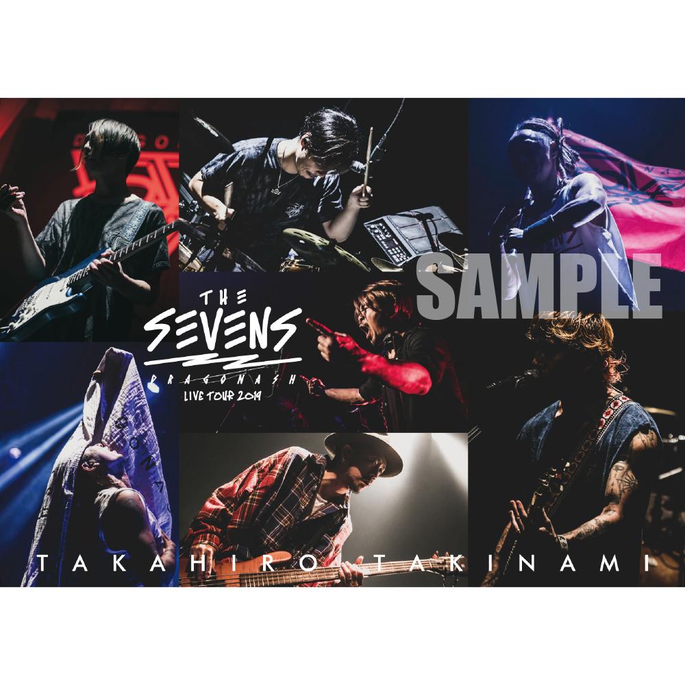 "DRAGONASH TOUR 2019 ""THE FIVES""/""THE SEVENS"" 写真集(通常版)"