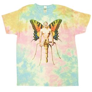 蛾人間Tシャツ「THE UTOPIA」