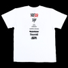 UNITED FRONT 2021  Tシャツ(ホワイト)