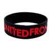 UNITED FRONT 2021  ラバーバンド(ブラック)