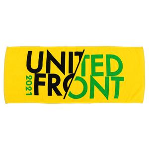UNITED FRONT 2021  タオル(イエロー)