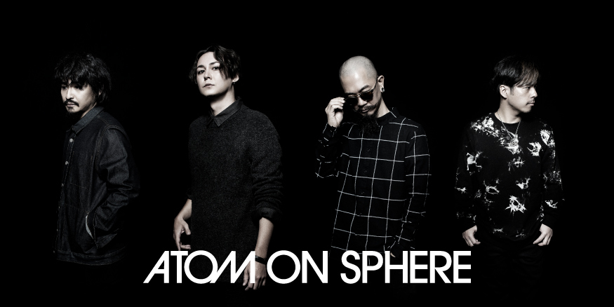 ATOM ON SPHERE